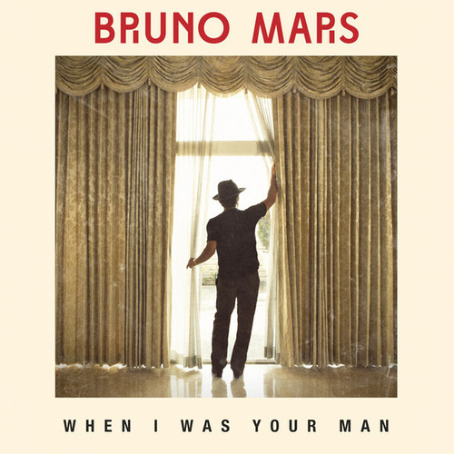 Bruno Mars - When I Was Your Man piano sheet music