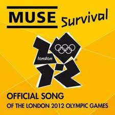 Muse - Survival piano sheet music