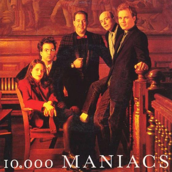 10,000 Maniacs free piano sheets