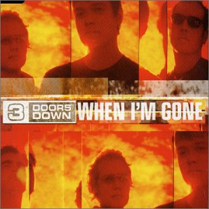 3 Doors Down - When I'm Gone piano sheet music