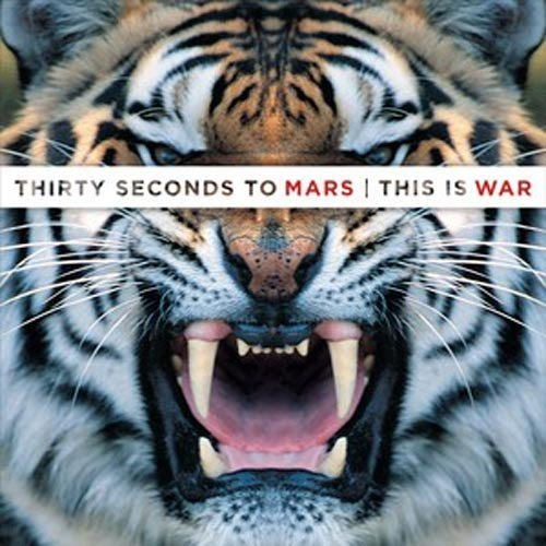 Thirty Seconds to Mars - 100 Suns piano sheet music