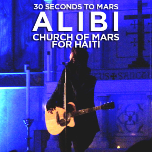 Thirty Seconds to Mars - Alibi piano sheet music