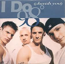98 Degrees - I Do Cherish You piano sheet music