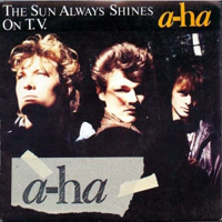 A-ha - The Sun Always Shines on T.V. piano sheet music