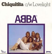 Abba - Chiquitita piano sheet music