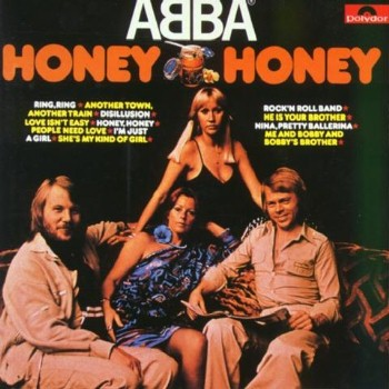 Abba - Honey, Honey piano sheet music