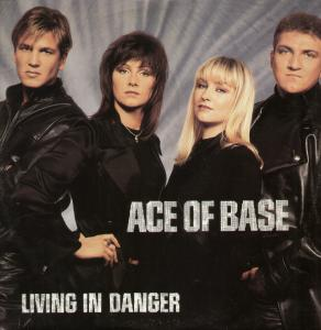 Ace of Base - Living In Danger piano sheet music