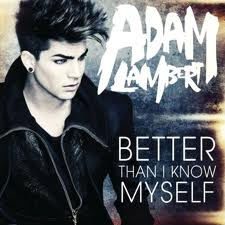 Adam Lambert - Better Than I Know Myself piano sheet music