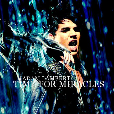 Adam Lambert - Time for Miracles piano sheet music