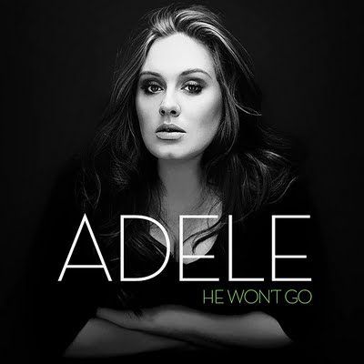 Adele - He Won't Go piano sheet music