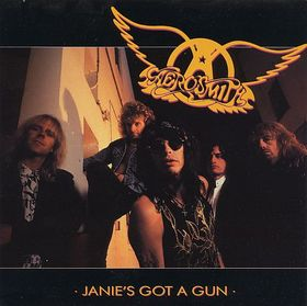 Aerosmith - Janie's Got a Gun piano sheet music