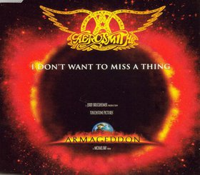 Aerosmith - I Don't Want to Miss a Thing piano sheet music