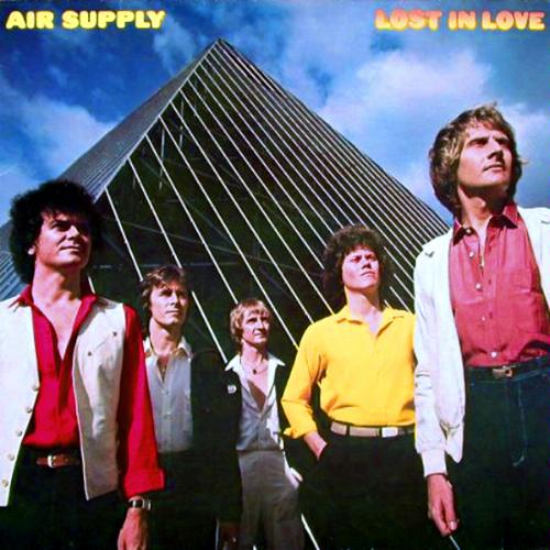 Air Supply - Lost in Love piano sheet music