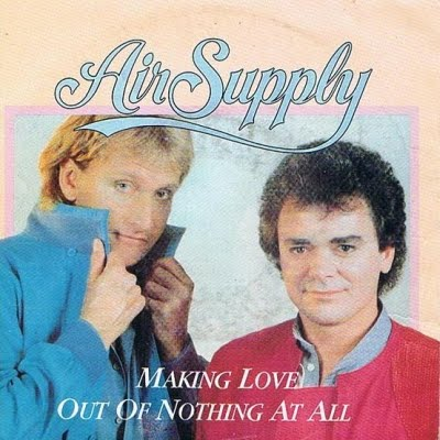 Air Supply - Making Love Out of Nothing at All piano sheet music
