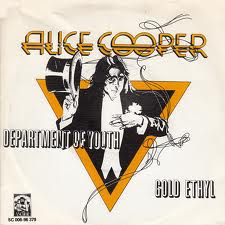 Alice Cooper - Department of Youth piano sheet music