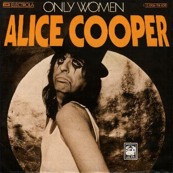 Alice Cooper - Only Women Bleed piano sheet music