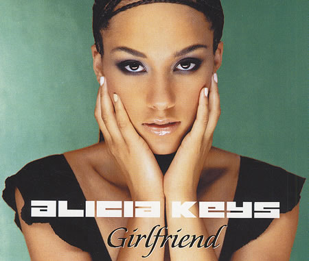 Alicia Keys - Girlfriend piano sheet music