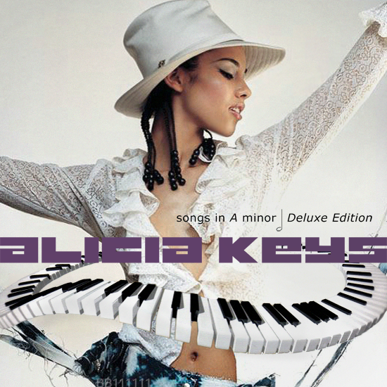 Alicia Keys - The Life piano sheet music