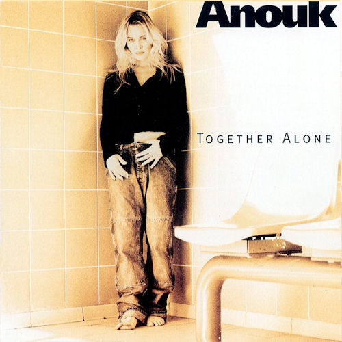 Anouk - Together Alone piano sheet music