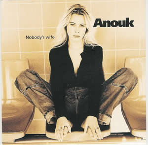 Anouk - Nobody's Wife piano sheet music
