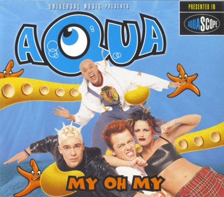 Aqua - My Oh My piano sheet music