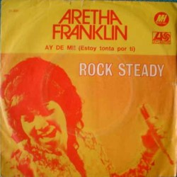 Aretha Franklin - Rock Steady piano sheet music