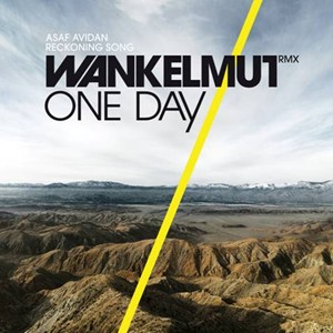 Asaf Avidan - One Day / Reckoning Song (Wankelmut Rmx) piano sheet music