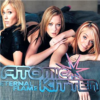 Atomic Kitten - Eternal Flame piano sheet music