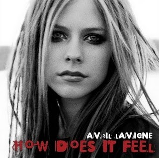 Avril Lavigne - How Does It Feel piano sheet music