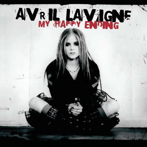 Avril Lavigne - My Happy Ending piano sheet music