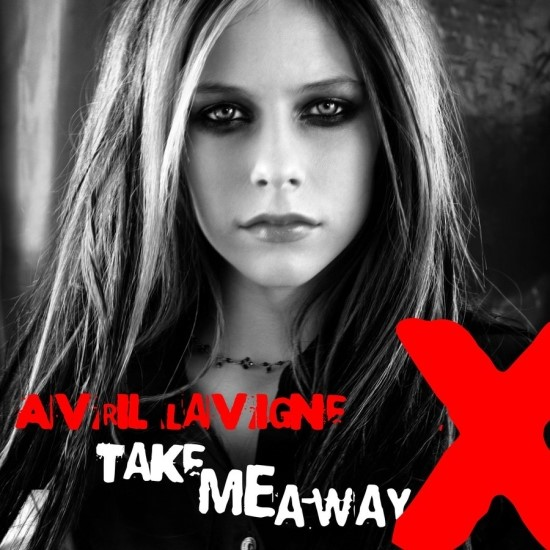 Avril Lavigne - Take Me Away piano sheet music