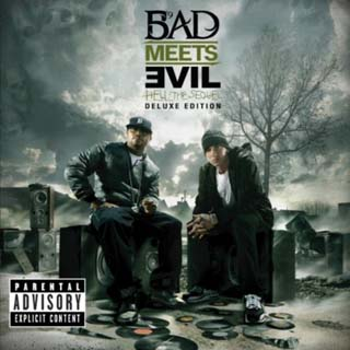 Bad Meets Evil - Lighters (feat. bruno Mars) piano sheet music