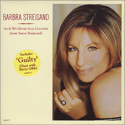 Barbra Streisand - As If We Never Said Goodbye piano sheet music