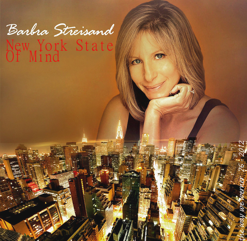 Barbra Streisand - New York State of Mind piano sheet music