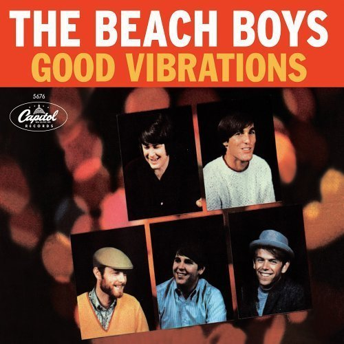 The Beach Boys - Good Vibrations piano sheet music