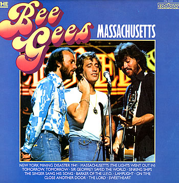 Bee Gees - Massachusetts piano sheet music