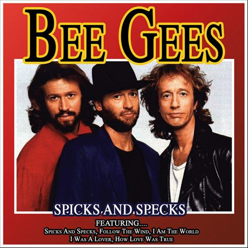 Bee Gees - Spicks and Specks piano sheet music