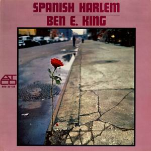 Ben E. King - Spanish Harlem piano sheet music