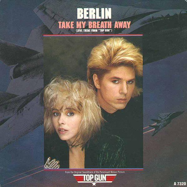 Berlin - Take My Breath Away (Top Gun Soundtrack) piano sheet music