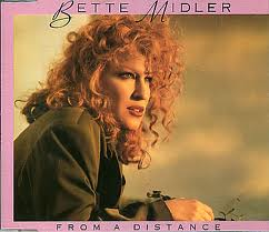 Bette Midler - From a Distance piano sheet music