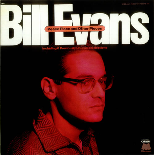 Bill Evans - Peace Piece piano sheet music