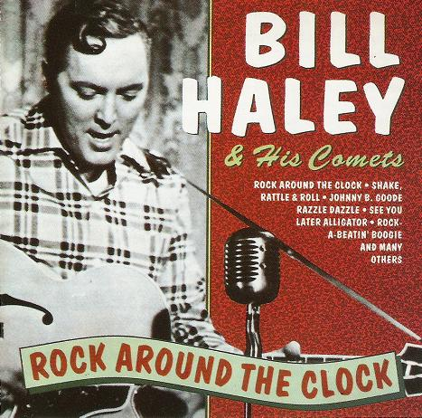 Bill Haley - Rock Around the Clock piano sheet music