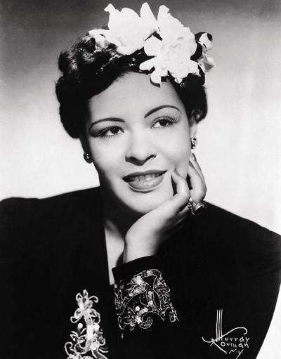 Billie Holiday  piano sheets