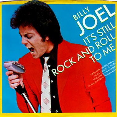Billy Joel - It's Still Rock and Roll to Me piano sheet music