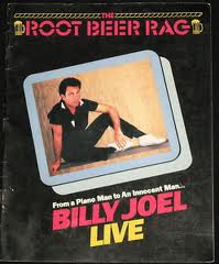 Billy Joel - Root Beer Rag piano sheet music
