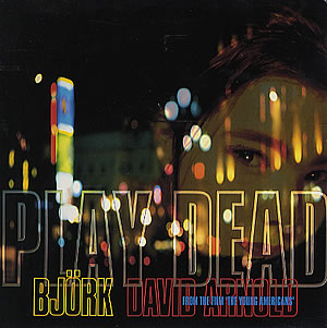 Björk - Play Dead piano sheet music