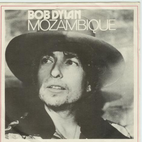Bob Dylan - Mozambique piano sheet music