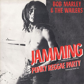 Bob Marley - Jamming piano sheet music