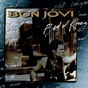 Bon Jovi - Bed Of Roses piano sheet music