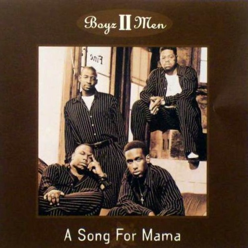 Boyz II Men - A Song for Mama piano sheet music